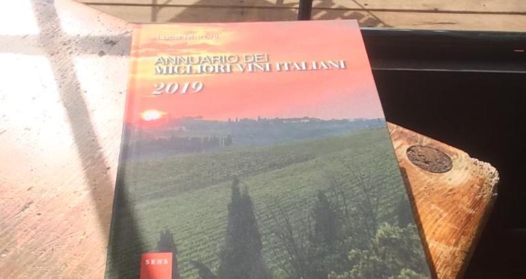Annuario dei migliori vini italiani 2019 di luca maroni