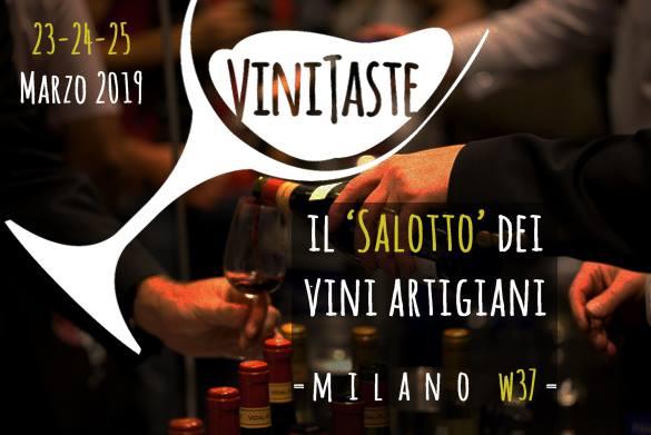 ViniTaste 2019 Milano