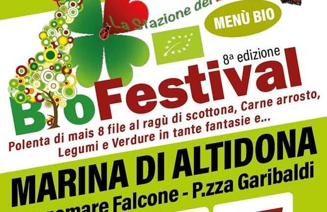 Bio Festival a Marina di Altidona (FM)