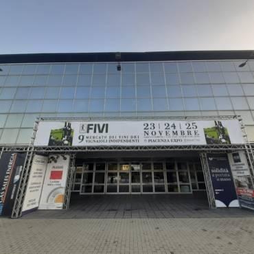 Mercato FIVI a Piacenza: 23, 24 e 25 Novembre 2019